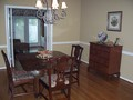 Formal Dining Room open to Den and Formal Living Room.
